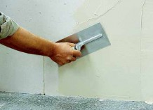 Что такое шпаклевка и как ведутся работы с этим строительным материалом