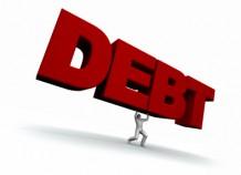 Десятки российских банков оказались под ударом из-за долгового кризиса
