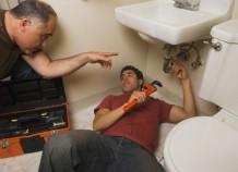 Ремонт сантехники в домашних условиях