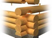 Оцилиндрованное бревно: выгодный и высококачественный строительный материал