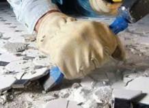 Как заменить старую керамическую плитку