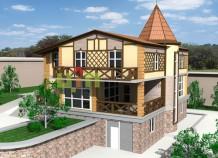 Зачем нужен проект загородного дома?