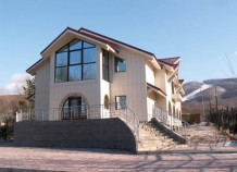 Вентилируемый фасад: материалы и преимущества