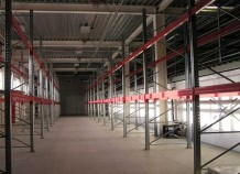 Металлические паллетные стеллажи — выгодное решение для успешной работы вашего склада