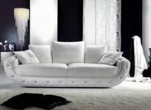Использование кожаной мебели в современном интерьере