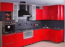Кухонная мебель и стиль интерьера кухни