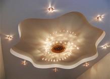 Натяжные потолки – красота и удобство
