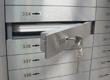 Банковские сейфы и их применение
