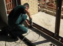 Как установить деревянные окна?