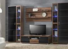 Мебельные стенки в интерьере