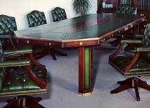 Правильный уход за офисной мебелью