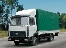 Строительная техника: среднетоннажные грузовики