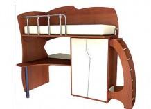 Как выбрать детскую кровать-чердак?