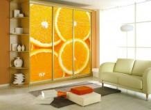 Мебельная фабрика «Апельсин» — Шкафы купе на заказ