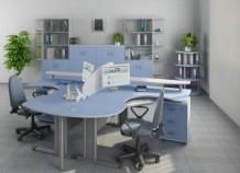 Особенности выбора офисных столов